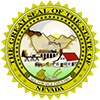 State seal of Nevada
