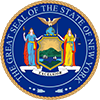 State seal of New_york