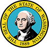 State seal of Washington
